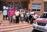 El personal de Hogares de Pensionista y el Centro de Día se forman para el manejo de los desfibriladores