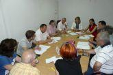 La Comisión Especial de Transparencia del Ayuntamiento de Molina de Segura aprueba el texto de la nueva Ordenanza Municipal sobre Transparencia, Acceso a la Información Pública y Reutilización