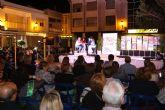 Las fiestas patronales de San Pedro del Pinatar se presentaron en la plaza de la Constitución