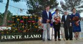 Rosa Peñalver inaugura la XIII Feria de Ganados