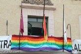Totana hace una defensa institucional en apoyo del Colectivo LGTBI con motivo de la celebración del Día Internacional del Orgullo LGTBI