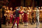 La emisión en directo desde Londres del clásico ballet Romeo y Julieta llega a la Región de Murcia