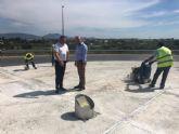 Fomento mejora la seguridad vial en la Travesía de Ceutí
