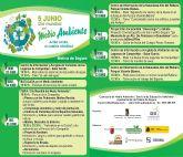 Actúa contra el cambio climático es el lema de este año en Molina de Segura para la celebración del Día Mundial del Medio Ambiente