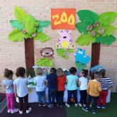 200 niños iniciarán por primera vez el curso escolar en Puerto Lumbreras