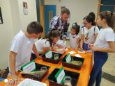 El CEIP DEITANIA obtiene el primer premio en el I Congreso Científico Escolar sobre Agroecología y Sostenibilidad Alimentaria