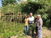 El banco de tierras impulsa el cultivo de parcelas de huerta en desuso con el acuerdo entre propietarios y asociaciones