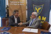 Los eSports llegan a la Federación de Fútbol de la Región de Murcia de la mano de la UCAM