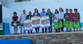 Los niños bautizan con Sallyma 'Sally' a la tortuga boba del Museo del Mar de San Pedro del Pinatar