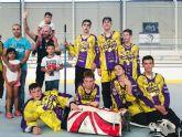 El Roller Queen torreño se cuelga tres platas en la Copa Federación de hockey línea