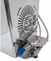 Diseñan un pedal para actualizar las fuentes instaladas y beber sin tocarlas con las manos