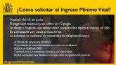 El Ingreso M�nimo Vital es una renta b�sica dispuesta por el Gobierno de España que busca ayudar a las familias con menos ingresos