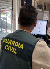La Guardia Civil detiene a la empleada de una autoescuela por apropiarse de una gran suma de dinero