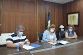 Ayuntamiento y Cruz Roja suscriben un nuevo convenio para el servicio municipal de teleasistencia domiciliaria