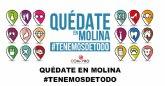 Los comerciantes de Molina de Segura dicen a sus clientes: QUÉDATE EN MOLINA #TEMEMOSDETODO