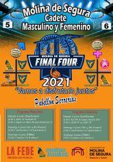 Molina de Segura acoge la F4 Cadete de baloncesto