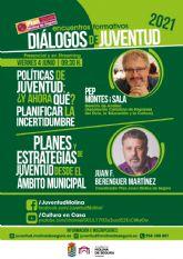 Pep Montes i Sala ofrece una ponencia el viernes 4 de junio en los Encuentros Formativos DIÁLOGOS DE JUVENTUD de Molina de Segura