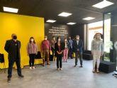 Inaugurada la nueva oficina tributaria de la Comunidad en La Unión