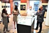 Reunidos de forma temporal en una exposición todos los hallazgos arqueológicos de Bolvax