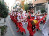 Puerto Lumbreras acoge el I Festival Internacional de Folklore 'Entre culturas'