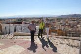 El Ayuntamiento de Puerto Lumbreras da 'un lavado de cara' al casco antiguo
