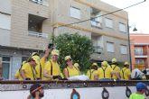 Las carrozas ponen fin a las fiestas patronales