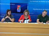 El Ayuntamiento de Molina de Segura firma un convenio de colaboración con AFAD para la atención de enfermos de Alzheimer y otras demencias