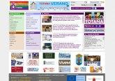 Se adjudica el mantenimiento y hospedaje de la página web corporativa municipal, totana.es