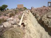 La Junta Local de Gobierno aprueba la memoria valorada de las obras de renovación de la tubería de suministro de agua potable al depósito de La Ñorica