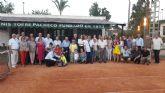 Homenaje al presidente fundador del Club de Tenis de Torre Pacheco y clausura del curso