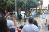 Los alumnos del taller municipal de arte muestran sus obras en la exposición 'Nada sobrevive al arte'