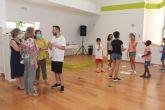 San Pedro del Pinatar ofrece servicios de conciliación para más de 60 familias durante los meses de verano