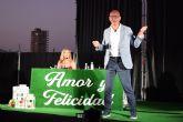 El coach Ángel López inaugura con gran éxito el ciclo 'Amor y felicidad'