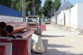 Comienzan en La Estacada las obras de renovación de infraestructuras de la calle Jardín Botánico y su prolongación hasta La Vía
