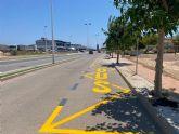 Las playas de La Llana y Torre Derribada contarán con un servicio de autobús gratuito y un aparcamiento disuasorio