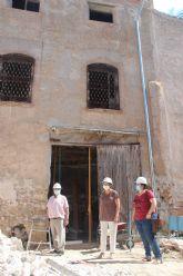 La casa solariega Pérez de los Cobos inicia su rehabilitación como Casa de la Música y de las Artes
