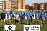 KELME y UCAM Atletismo Cartagena ratifican su acuerdo de equipamiento deportivo