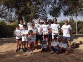 Clausura del Curso de Iniciación al Ciclismo de Terra Sport Cycling