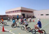 Más de 200 niños participan en la Escuela de Verano 'I Love Campus' en Puerto Lumbreras