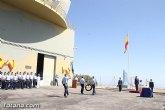 El Comandante del Cuerpo General del Ej�rcito del Aire Juan Carlos Giz toma posesi�n de la Jefatura del Escuadr�n del EVA 13