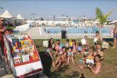 El Ayuntamiento fomenta la lectura en los meses de verano con el servicio de 'BiblioPiscina'