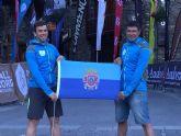 Los sanjaviereños Juan Manuel Griñán y Miguel Madrid  consiguen acabar la Euforia dels Cims, una de las carreras trail más duras del mundo, que se celebra en Andorra