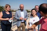 La depuradora de Mazarrón ampliará sus instalaciones para dar un servicio que responda al crecimiento de población