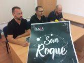 Las tradicionales fiestas del barrio de San Roque se celebran del 16 al 19 de agosto con un atractivo programa de actuaciones musicales