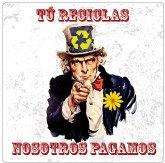'Recicla y suma', la APP que ya paga en España por reciclar