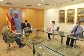 El alcalde se muestra muy esperanzado de que se flexibilice la situaci�n tras la reuni�n mantenida con L�pez Miras