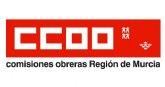 CCOO RM expresa su más profunda repulsa por el apuñalamiento de una mujer por su pareja en la localidad de Archena