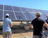 La Concejalía de Empleo clausura la acción formativa sobre montaje y mantenimiento de instalaciones solares fotovoltaicas