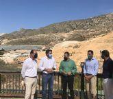La Comunidad finaliza las obras de sellado definitivo del vertedero de residuos sólidos urbanos de Abanilla