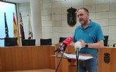 El alcalde reitera su contrariedad y enfado a ra�z de los m�todos empleados por Adif ante la decisi�n de licitar la conexi�n el�ctrica para el AVE en Totana
